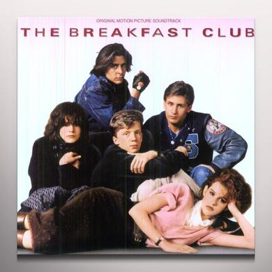 Breakfast Club (Original Soundtrack Colv) BREAKFAST CLUB / O.S.T. Vinyl Record - Colored Vinyl