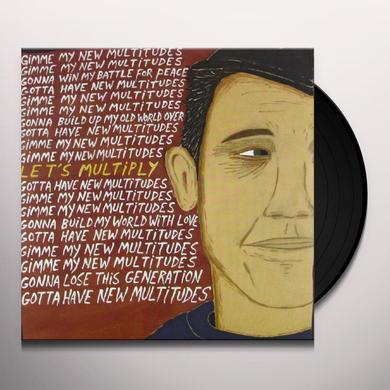 Farrar / Johnson / Parker / Yames LET'S MULTIPLY Vinyl Record