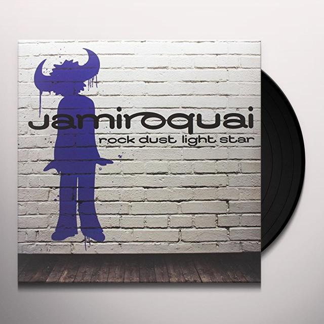 Jamiroquai ROCK DUST LIGHT STAR Vinyl Record
