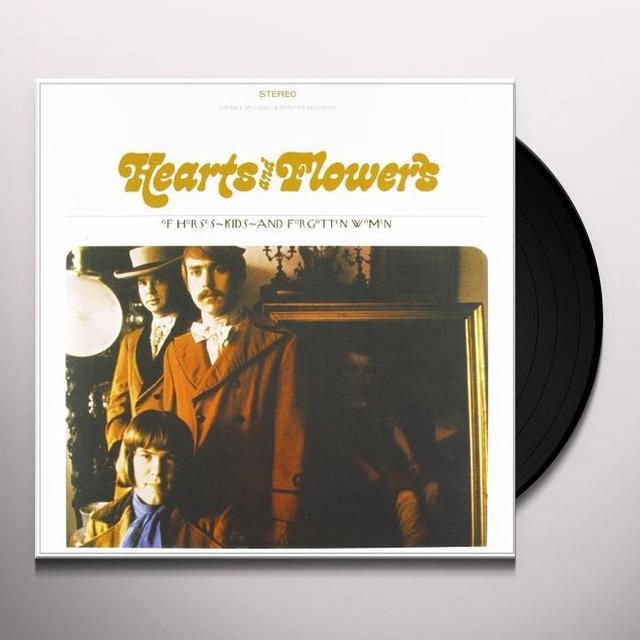 Hearts & Flowers OF HORSES, KIDS & FORGOTTEN WOMEN Vinyl Record - 180 Gram Pressing, Reissue