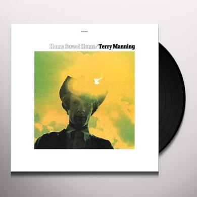 Terry Manning HOME SWEET HOME Vinyl Record - 180 Gram Pressing, Reissue