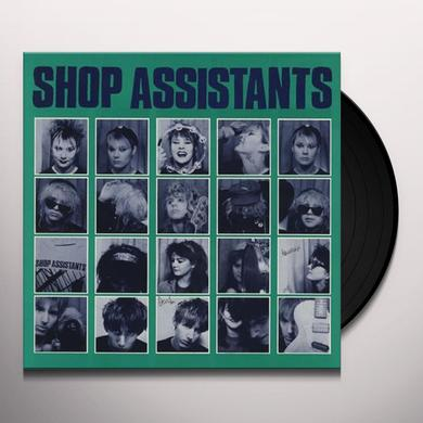 SHOP ASSISTANTS Vinyl Record - 180 Gram Pressing, Reissue