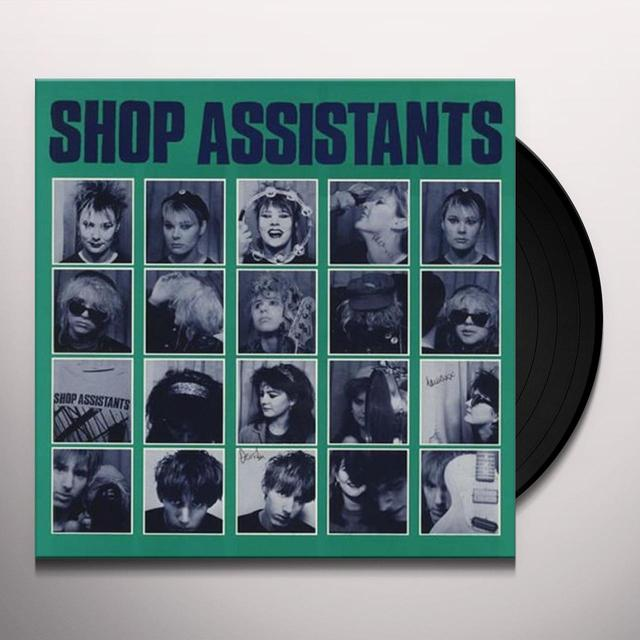 SHOP ASSISTANTS Vinyl Record - 180 Gram Pressing, Reissue