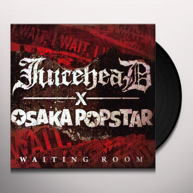 Juicehead / Osaka Popstar WAITING ROOM Vinyl Record