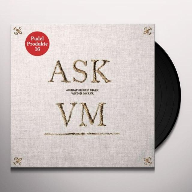 Ashraf Sharif Khan & Viktor Marek PUDEL PRODUKTE 16 Vinyl Record - Remixes