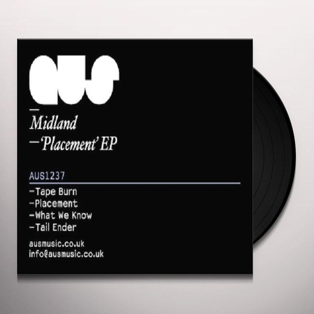 Midland PLACEMENT (EP) Vinyl Record