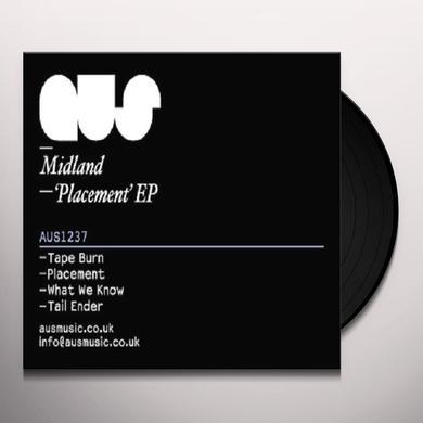 Midland PLACEMENT (EP) Vinyl Record