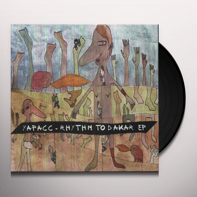 Yapacc RHYTHM TO DAKAR Vinyl Record