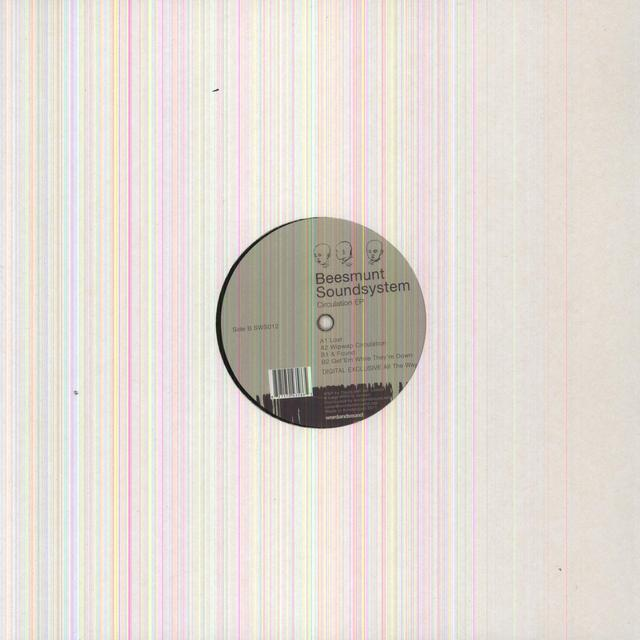 Beesmunt Soundsystem CIRCULATION Vinyl Record