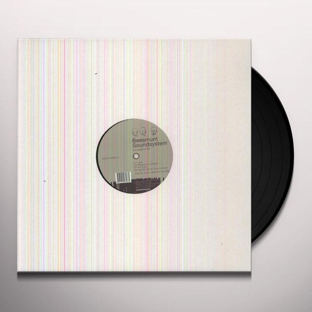 Beesmunt Soundsystem CIRCULATION (EP) Vinyl Record