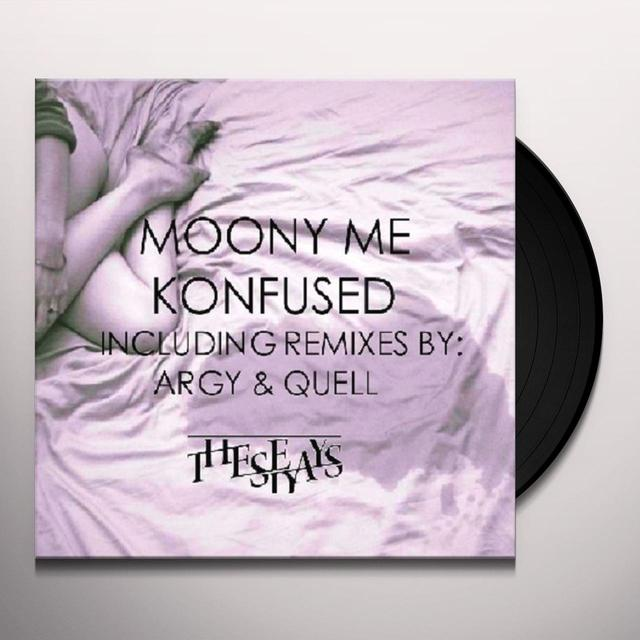 Moony Me KONFUSED Vinyl Record