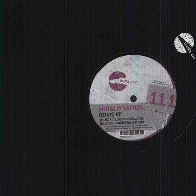 Mihalis Safras OZINIO Vinyl Record