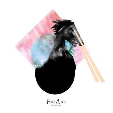 Ellen Allien GALACTIC HORSE Vinyl Record