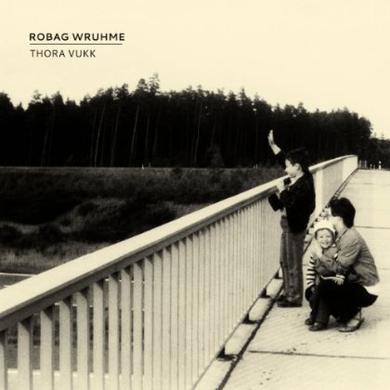 Robag Wruhme THORA VUKK Vinyl Record
