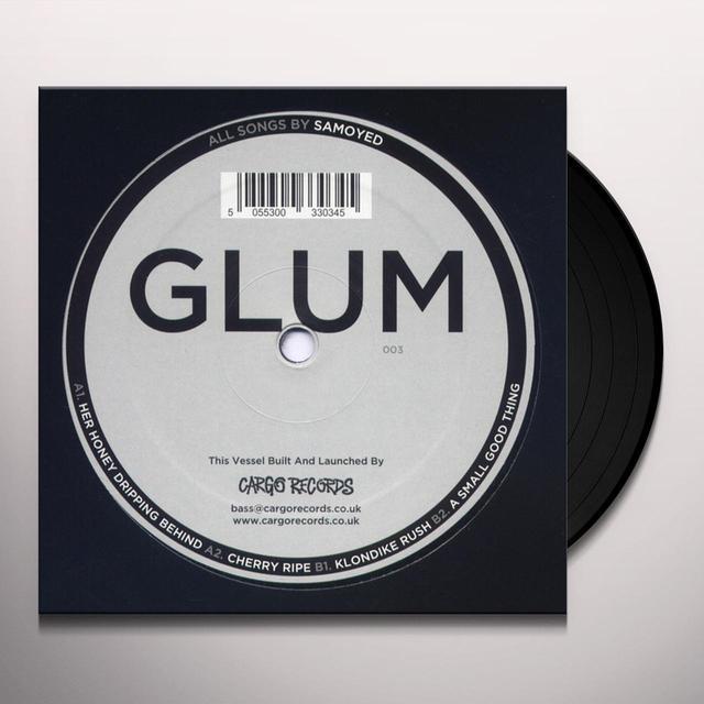 Samoyed HER HONEY DRIPPING BEHIND Vinyl Record