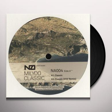 Milyoo CLASSIC Vinyl Record