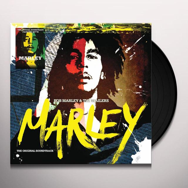 MARLEY: ORIGINAL SOUNDTRACK Vinyl Record