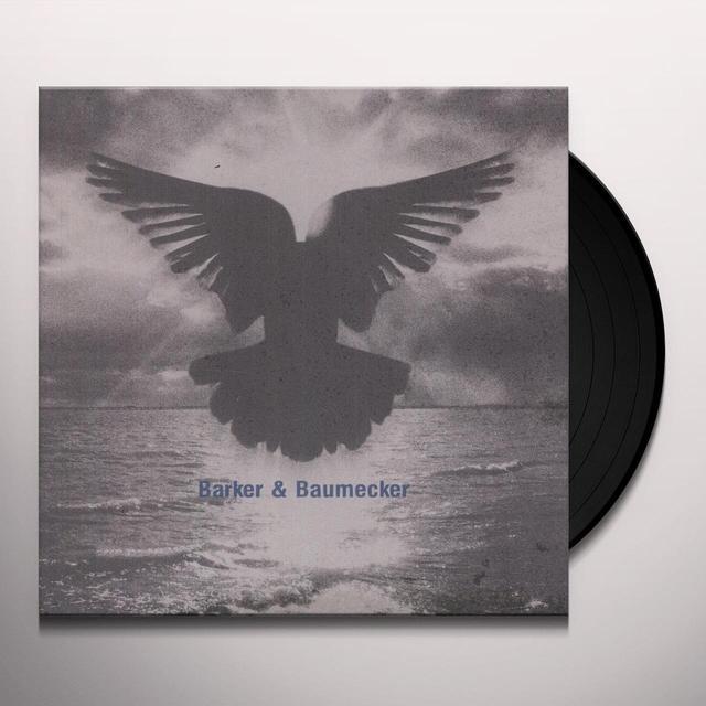 Barker & Baumecker MURDER OF CROWS Vinyl Record