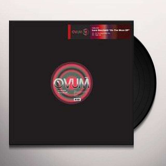 Luca Bacchetti ON THE MOON Vinyl Record