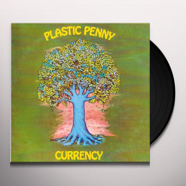 Plastic Penny CURRENCY Vinyl Record
