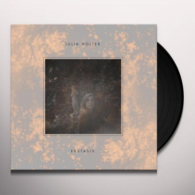 Julia Holter EKSTASIS Vinyl Record
