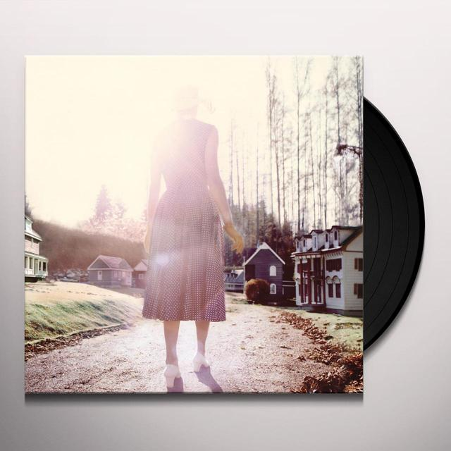 Patrick Watson ADVENTURES IN YOUR OWN BACKYARD Vinyl Record