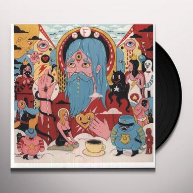 Father John Misty FEAR FUN Vinyl Record