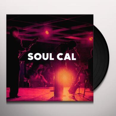 SOUL CAL: FUNKY DISCO & MODERN SOUL 1971-82 / VAR Vinyl Record