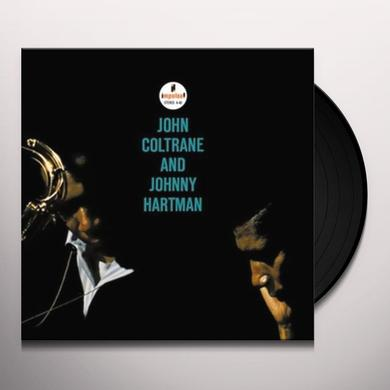 JOHN COLTRANE & JOHNNY HARTMAN Vinyl Record - 180 Gram Pressing