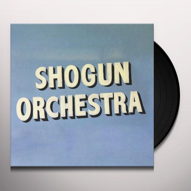 SHOGUN ORCHESTRA Vinyl Record - Limited Edition
