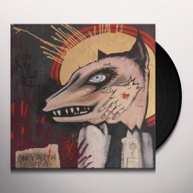 Andrew Jackson Jihad KNIFE MAN Vinyl Record