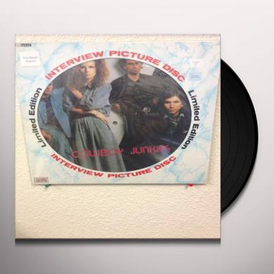 Cowboy Junkies INTERVIEW PICTURE DISC Vinyl Record