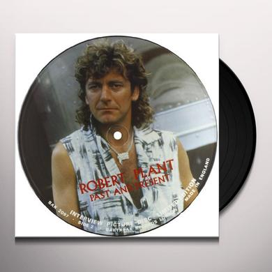 Robert Plant INTERVIEW PICTURE DISC Vinyl Record