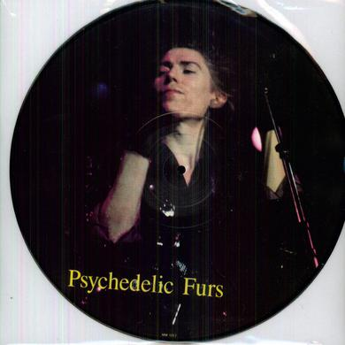 Psychedelic Furs INTERVIEW PICTURE DISC Vinyl Record