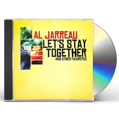 Al Jarreau LET'S STAY TOGETHER & OTHER FAVORITES CD