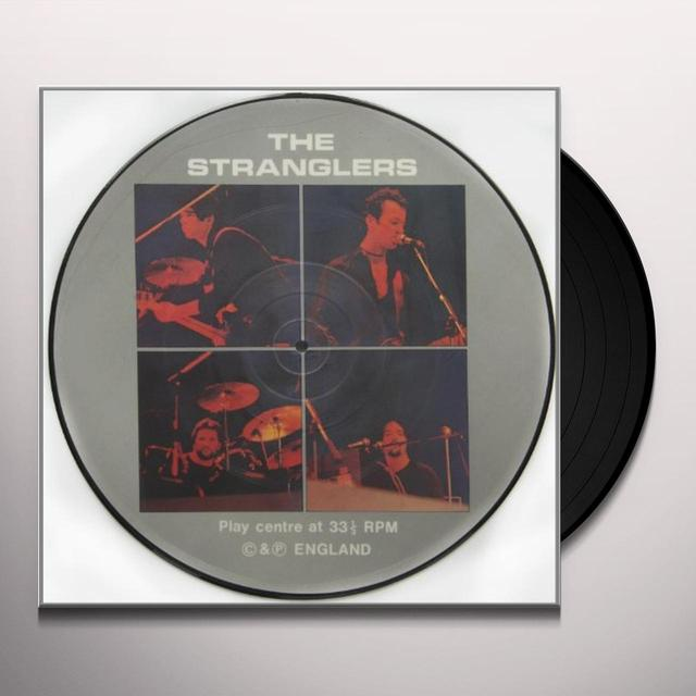 The Stranglers INTERVIEW PICTURE DISC Vinyl Record