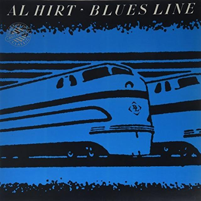 Al Hirt BLUES LINE Vinyl Record