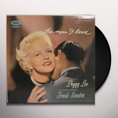 Peggy Lee MAN I LOVE Vinyl Record