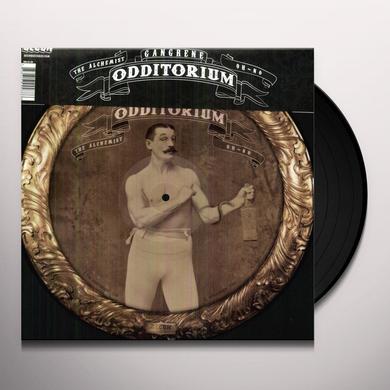 Gangrene ODDITORIUM Vinyl Record - Picture Disc