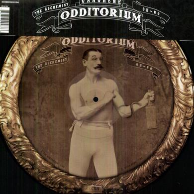Gangrene ODDITORIUM Vinyl Record