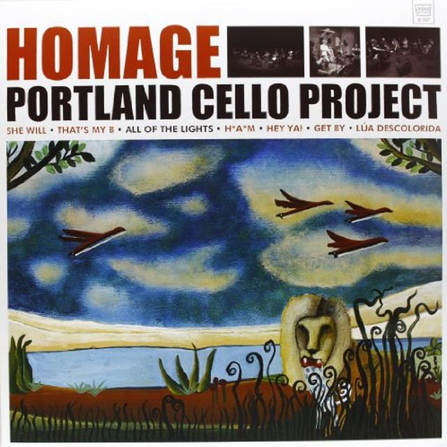 Portland Cello Project HOMAGE Vinyl Record