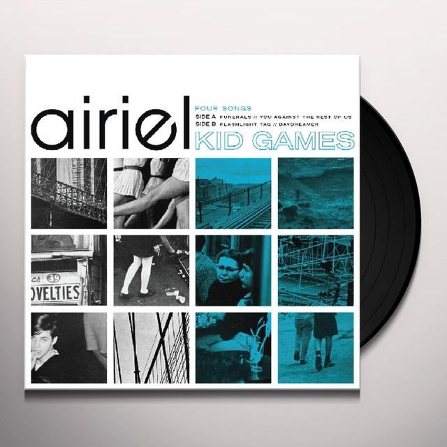 Airel KID GAMES Vinyl Record