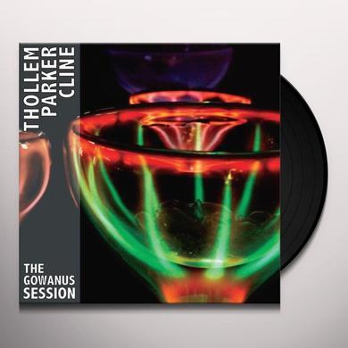 Thollem / Parker / Cline GOWANUS SESSION Vinyl Record - Limited Edition