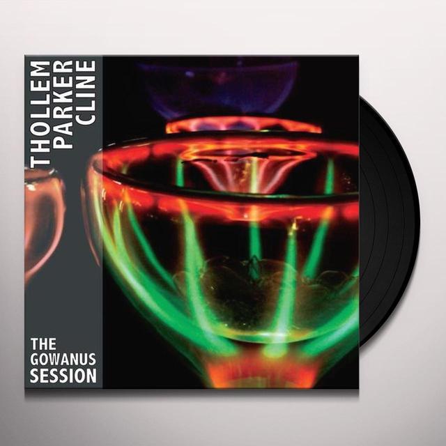 Thollem / Parker / Cline GOWANUS SESSION Vinyl Record