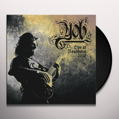 Yob LIVE AT ROADBURN 2010 Vinyl Record