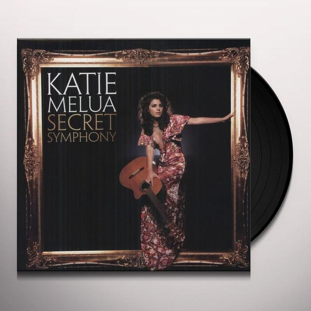 Katie Melua SECRET SYMPHONY (BONUS CD) Vinyl Record