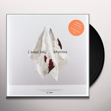 Mishima L'AMOR FELIC Vinyl Record