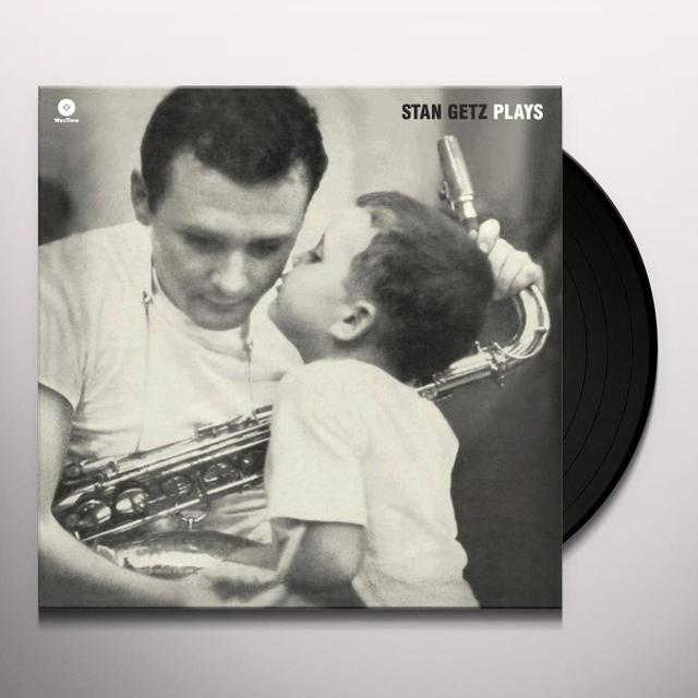 STAN GETZ PLAYS Vinyl Record