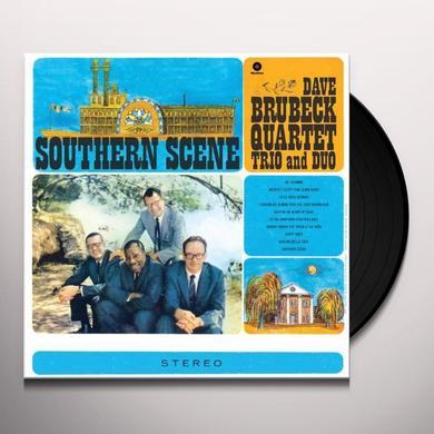The Dave Brubeck Quartet SOUTHERN SCENE Vinyl Record
