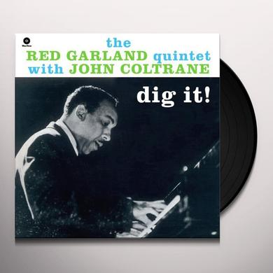 Red Garland / John Coltrane DIG IT Vinyl Record